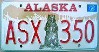 Alaska 1976 grizzly