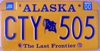 Alaska 2000 the last frontier