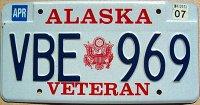 Alaska 2007 army veteran