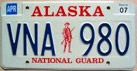 Alaska 2007 national guard veteran