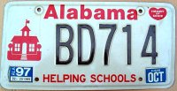 alabama 1997 helping school