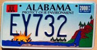 Alabama 2000 protect our environment