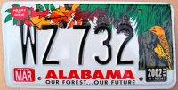 Alabama 2002 our forest...our future