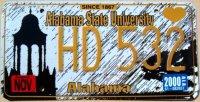 Alabama 2000 alabama state university