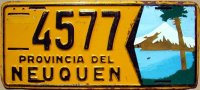 argentine 1963 neuquem