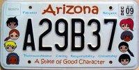 arizona 2009 A state of good character