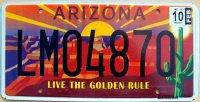 arizona 2010 live the golden rule