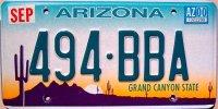arizona 2000 grand canyon state