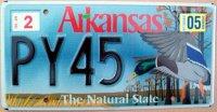 arkansas 2005 the natural state