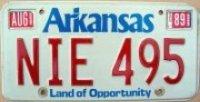 arkansas 1989 land of opportunity