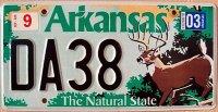 arkansas 2003 deer