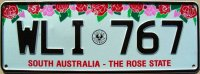 south australia the rose state