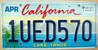 california 1997 lake tahoe