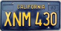 california 1963