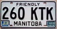 manitoba 1995