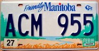 manitoba 1999 friendly