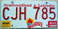 new foundland & labrador 1998 a world of difference