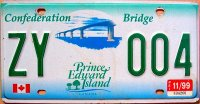 P.E.I. 1999 confederation bridge