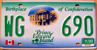 P.E.I. 2000 birthplace of confederation