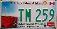 P.E.I. 2009 canada`s green province