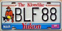 yukon 1999 the klondike
