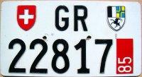 Suisse 85 grisons