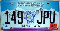 colorado 2005 respect life