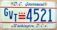 d.c.washington government