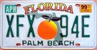 florida 1999 orange