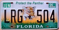 florida 2000 protect the panther