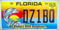florida 2008 protect wild dolphins