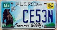 florida 2003 conserve wildlife
