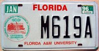 florida 1996 florida A&M university