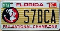 florida 1997 FSU national champions