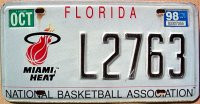 florida 1998 NBA miami heat