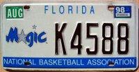 florida 1998 NBA orlando magic