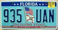 florida 2004 september 11,2001 united we stand
