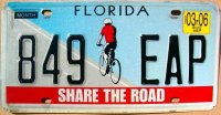 florida 2006 share the road