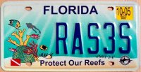 florida 2005 protect our reefs