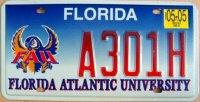 florida 2005 florida atlantic university
