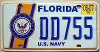 florida 2007 U.S navy