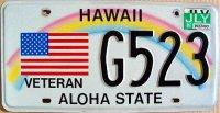 hawaii 1997 veteran