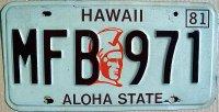 hawaii 1981 warrior