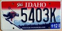 idaho 2001 ski