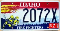 idaho 2003 fire fighters