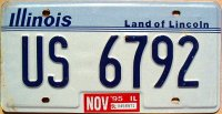 illinois 1995 land of lincoln
