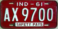 indiana 1961 safety pays