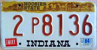 indiana 1984 hoosier state