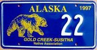 alaska 1997 gold creek-susitna
