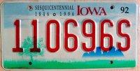 iowa 1992 sesquicentennial